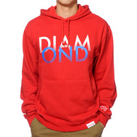Diamond Supply Co White Sands Hoodie
