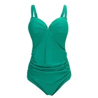 One Piece Bathing Suit 2017 New Arrival Women Swimwear Plus Size Swimsuit  Suit Swimming Bathing Suits Beachwear KO_9_1
