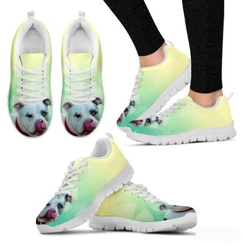 Catahoula Leopard Dog Running Shoes For Women-3D Print-Free Shipping