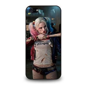 HARLEY QUINN SUICIDE SQUAD iPhone 5 / 5S / SE Case Cover