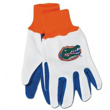Florida Gators - Adult Two-Tone Sport Utility Gloves