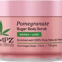Pomegranate Sugar Body Scrub