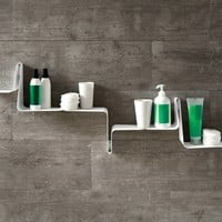 BATHROOM WALL SHELF TULIP | BATHROOM WALL SHELF | ARBLU