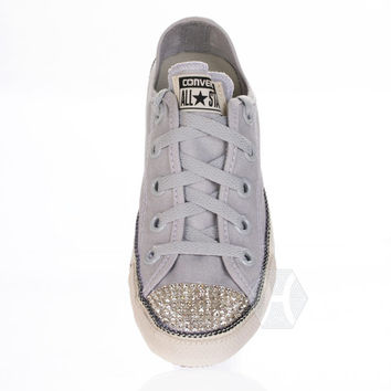 Converse Chuck Taylor® All Star® Chuckout Washed Canvas with Swa 30592b878