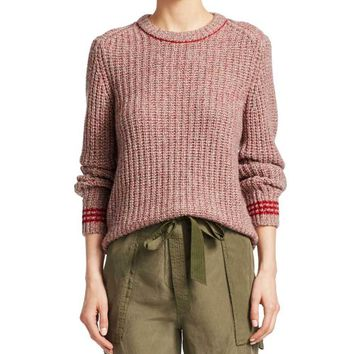 Rag & Bone Cheryl Crew Neck Sweater