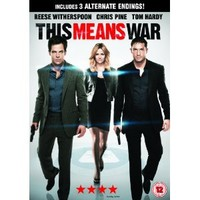 This Means War (DVD + Digital Copy): Amazon.co.uk: Tom Hardy, Chris Pine, Reese Witherspoon, Angela Bassett, Laura Vandervoort, McG: Film & TV