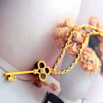 Key to the City Necklace