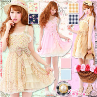 Rakuten: Sweety tiered lace onepeice- Shopping Japanese products from Japan