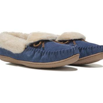 Women's Tabby Folded Trapper Slipper
