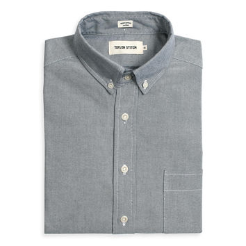 The Charcoal Everyday Oxford Jack
