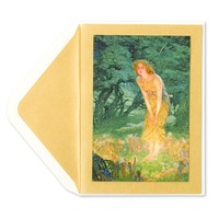 Birthday Cards | Midsummer Eve Classical Art Greeting Card
