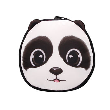 Kids Cute Backpack Boy Girl School Bag 3D Animal Print Cartoon Children Bag Kids Backbags SM6