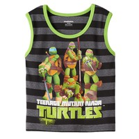 Teenage Mutant Ninja Turtles Striped Tank - Boys 4-7, Size: