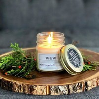 Bayberry Garland – 9 oz Pure Soy Wax Candle