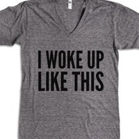 Athletic Grey T-Shirt | Funny Beyonce Flawless Shirts