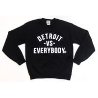 DETROIT VS EVERYBODY® Original Crewneck Sweatshirt