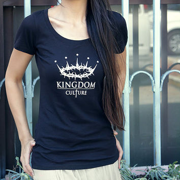 Christian Tshirt Christian shirts, Crown of Thorns Logo Tee