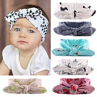 Cute Baby Toddler Girl Bowknot