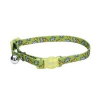 "Fashion Safe Cat Safety Collar 3/8"" x 8-12"" Mice"