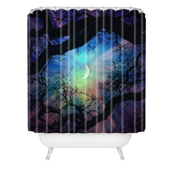 Shannon Clark Fairytale Shower Curtain