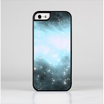 The Light & Dark Blue Space Skin-Sert Case for the Apple iPhone 5/5s