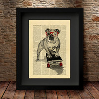 Animal print nursery, Animal art, Dog Wall Art Print, Home Decor, Animal print, For Gift, Dog poster, Modern decor, Prints, Fine Art - 33