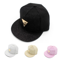 Korean Stylish Strong Character Baseball Cap Hip-hop Summer Hats [4917718852]