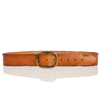 Vintage Perforated Hip Belt