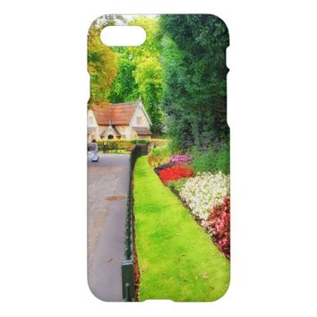 Fairy-Tale English Countryside IPhone Case Cover