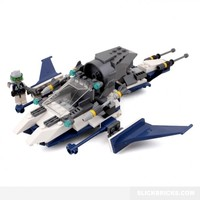 Assault Submarine - Lego Compatible Set