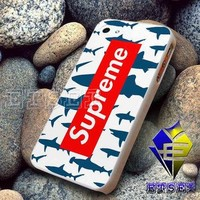 Supreme Sharks For iPhone case Samsung Galaxy case Ipad case Ipod case