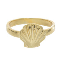 Shell Knuckle Ring | VidaKush