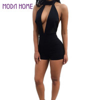 sexy-women-bodycon-jumpsuit-plunge-v-neck-halter-sleeveless-beach-overalls-for-women-playsuit-rompers-womens-jumpsuit-black BBL