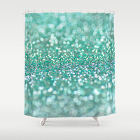 Mermaid Dream Shower Curtain by Lisa Argyropoulos