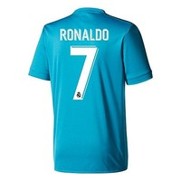 Real Madrid 3rd Ronaldo Jersey 2017 / 2018 (Official Printing)