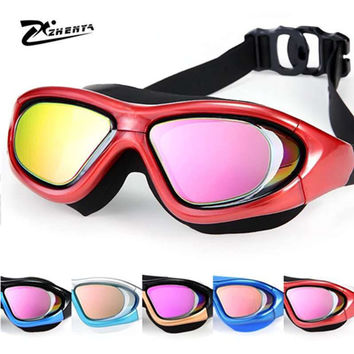 Swimming glasses myopia men professional Anti Fog Waterproof  Adult arena swim eyewear gafas natacion optical Swimming goggles
