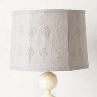 Anthropologie - Diamante Eyelet Shade