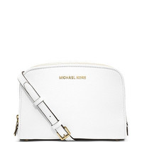 Michael Michael Kors Reese Leather Medium Messenger