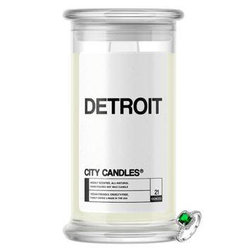 Detroit | City Candle®