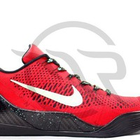 DCC3W KOBE 9 ELITE LOW - UNIVERSITY RED (USED)