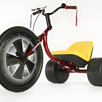 BIG KID BIG WHEEL TRIKE