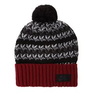 Nike SB Warmth Pom Pom Beanie - Mens Hats - Black - One