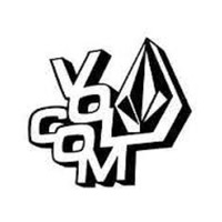 Volcom Snowboard Vinyl Car Decal