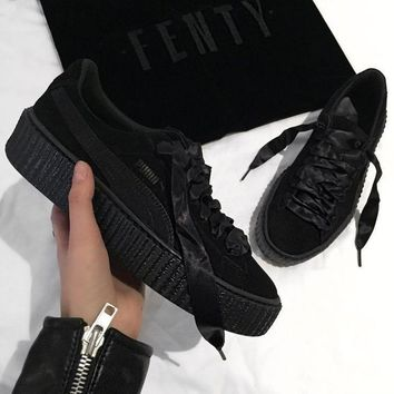 PUMA by Rihanna Velvet Creeper 'Black'