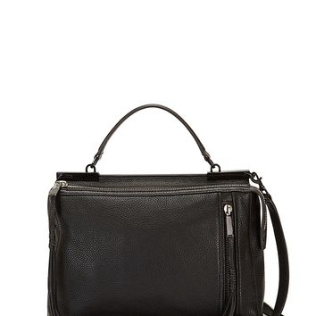 India Zip Satchel