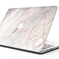 Slate Marble Surface V11 - MacBook Pro with Retina Display Full-Coverage Skin Kit