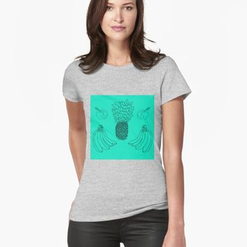 'Fruits' T-shirt by VibrantVibe