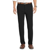 IZOD Straight-Fit Grid Premium Stretch Dress Pants - Men, Size: