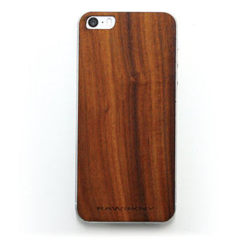 iPhone Wood Skin