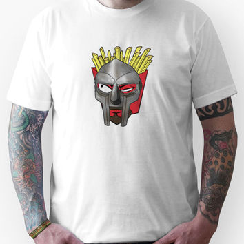 MF DOOM Shirt - FRYDOOM Unisex T-Shirt